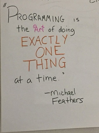 Michael Feathers Quote
