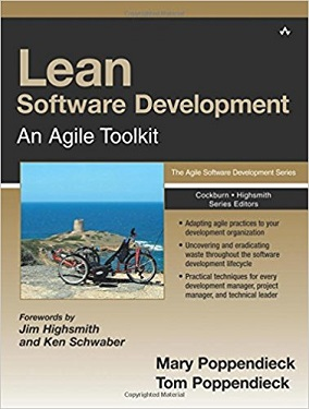 Lean Software Development by Mary and Tom Poppendieck