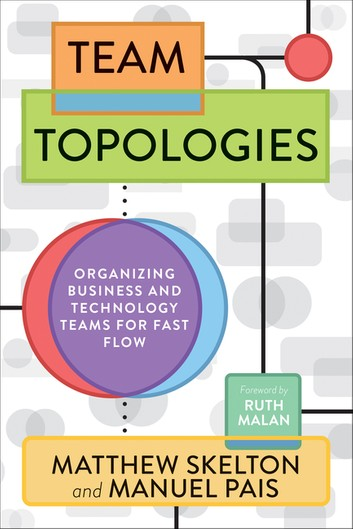 Team Topologies by Matthew Kelton and Manuel Pais